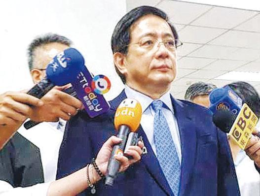 台灣大學校長管中閔(資料圖片)