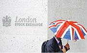 港交所前日提出併購倫敦證券交易所(圖),據悉已研究達一年。(資料圖片)
