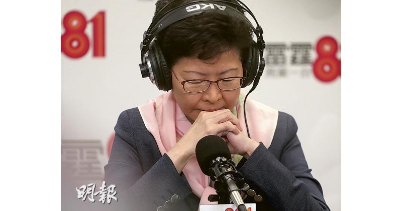 陳同佳投案 台斥港別具用心 林鄭:願協助 消息:服刑存三大變數