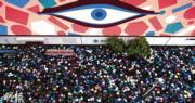 Rally on August 18 (Mingpao Photo)