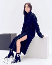 宋慧喬透過社交媒體公開廣告新造型,獲網民大讚。
