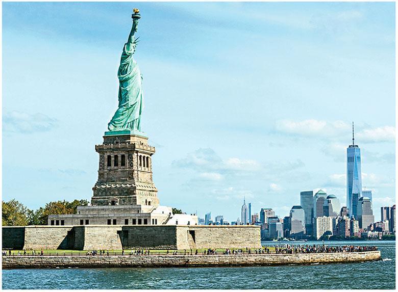 紐約文化藝術之都