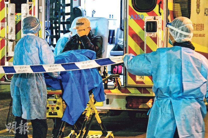 本港首宗感染武漢新型肺炎的死亡個案為一名39歲男子,他生前居於黃埔花園第11期1座,1月31日確診,由伊利沙伯醫院轉送瑪嘉烈醫院,原本情况穩定,昨晨突然情况惡化,至早上約10時不治。(資料圖片)
