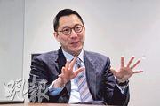 金發局主席李律仁