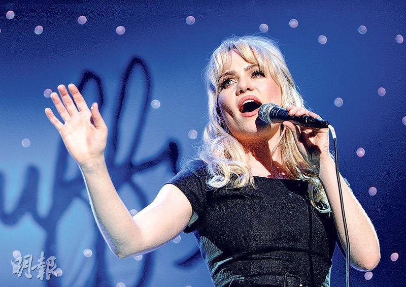 現年35歲的Duffy,曾奪得格林美及Brit Awards獎項,但近年鮮有露面。