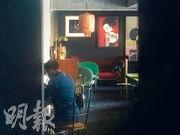 4名感染新型冠狀病毒者曾於3月14日到香港仔黃竹坑聯合工業大廈「Studio 9」參加一場逾百人的派對,其後先後確診,上址昨日已見暫停營業。(林靄怡攝)