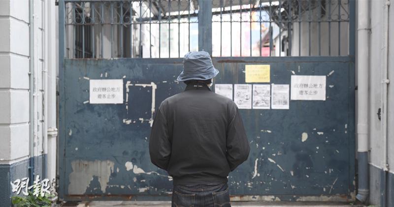 陳先生(化名)被捕後驚動眾多好友,有朋友曾特意到警總尋人,女友更徹夜未眠為他張羅律師等事宜,令他感到「很不好意思,過意不去」。(馮凱鍵攝)