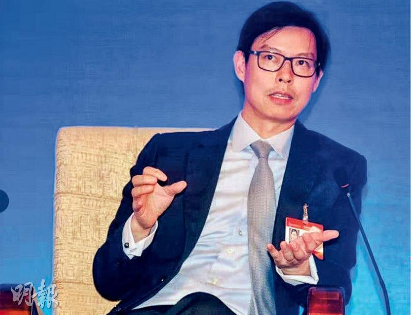 廖宜建出任匯豐亞太區環球銀行業務主管後,將長駐香港。