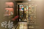 昨確診的58歲男子曾到文華東方酒店理髮店(圖)理髮。該理髮店暫關閉,未定重開日子。(林靄怡攝)