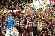 神戶勝利船(圖)於今年元旦日勇奪上屆日皇盃,但今屆受疫情影響,將會僅得兩隊日職隊參賽。(Getty Images)