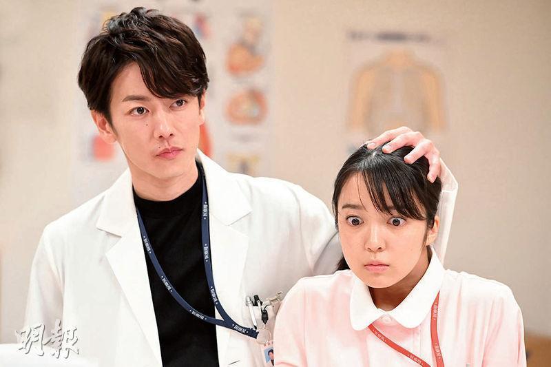 佐藤健(左)與上白石萌音(右)主演的《天堂的天使》雖然已播畢多時,但不少觀眾渴望成為當中的女主角。
