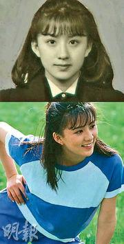 金喜愛年輕時樣子甜美。