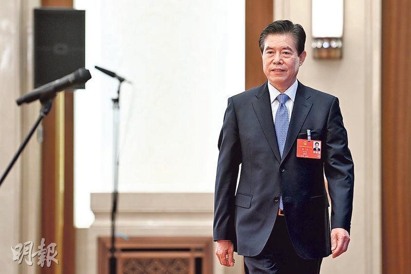 商業部長鍾山