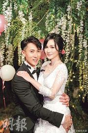 吳尊與林麗吟結婚16年。