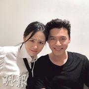 孫藝珍(左)於網上讚好玄彬(右)的帖文,粉絲都留言表示歡迎。