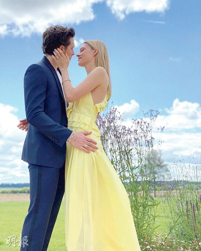 布魯克林有傳他跟妮歌拉佩斯明年將在英美兩地分別舉行豪華婚禮。