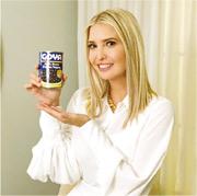 特朗普女兒伊萬卡(圖)在Twitter展示手持Goya罐頭豆的合照,被指可能有利益衝突之嫌。(網上圖片)
