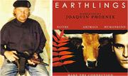 疑犯克雷沃什(左圖)及2005年紀錄片《地球公民》海報(右圖)。(網上圖片)