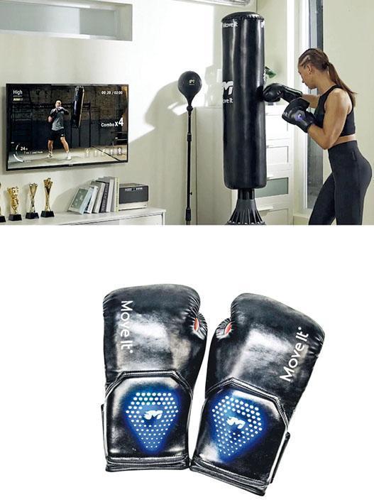 Move It Swift內置傳感器,可以準確分辨用戶打出直拳或勾拳等,正在Indiegogo眾籌,預售價99美元,迅茄軟件科技希望藉此產品打開外國市場。