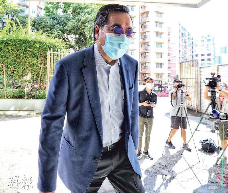 立法會主席梁君彥(圖)說希望全體議員延任,令議會有多元聲音,繼續運作。(李紹昌攝)