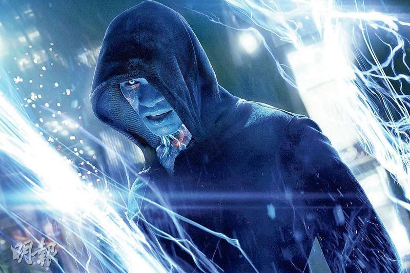 占美霍士扮演奸角電魔,有望將在明年開畫《蜘蛛俠3》再度回歸。