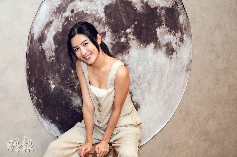 陳欣妍拒絕靠身材上位,想做一個有實力的演員。(攝影/記者:林祖傑)