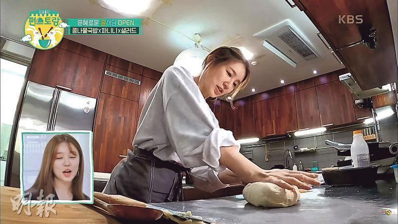 久未拍劇的尹恩惠,近日頻頻亮相幕前,莫非有意轉型拍綜藝節目?