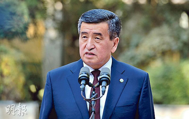 總統熱恩別科夫