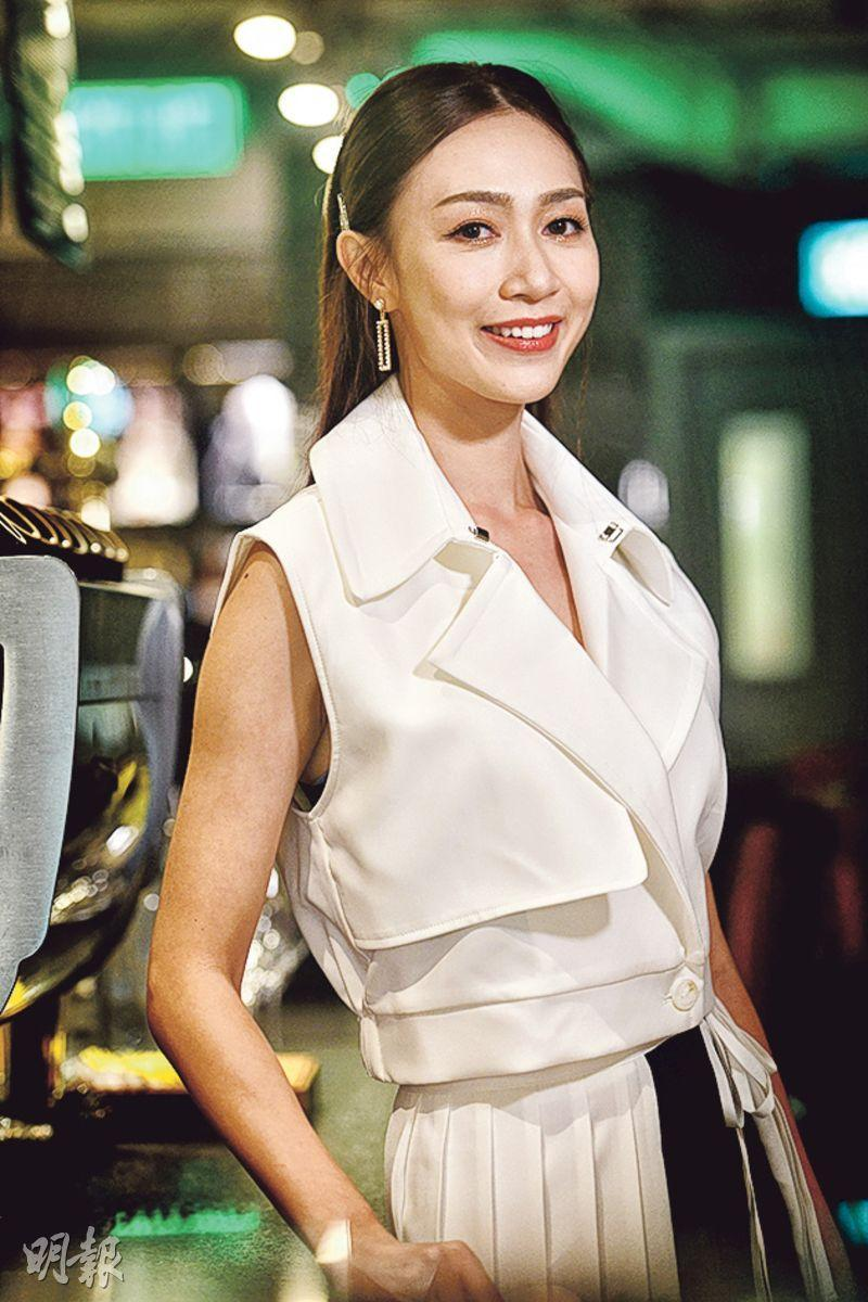 2019年港姐冠軍黃嘉雯卸任後終首次參演無綫劇集。(資料圖片)