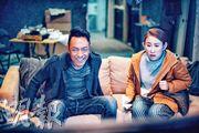 姜皓文(左)與王菀之(右)在新片飾演情場敗將,聯盟向舊愛「復仇」。
