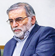 法赫里扎德(Mohsen Fakhrizadeh )