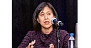 美國傳媒引述消息稱,美國總統當選人拜登已選擇眾議院籌款委員會首席貿易律師戴琦(Katherine Tai)出任美國貿易代表。(網上圖片)