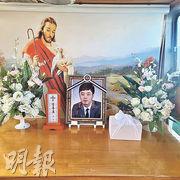 景東浩本月9日出殯,同日傳來其母猝逝的噩耗。