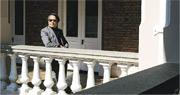 港大建築文物保護學部自2000年創辦,20年來與本地建築保育一同成長。圖為當年有份創辦學部的港大建築文物保護學部主任李浩然。(賴俊傑攝)