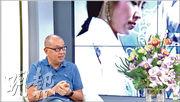身在泰國的楊紹鴻未能回港跟合作無間的琴姐道別,於是拍特輯以表心意。