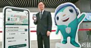創科局長薛永恒(圖)表示,「智方便(iAM Smart)」推出個多月,截至上周五已有6.5萬人登記使用,最新功能為「電子針卡」,協助用家記錄接種疫苗的資料。(李紹昌攝)