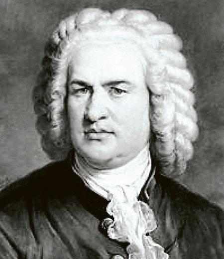巴哈的音樂影響莫札特、貝多芬等多名音樂家。他創作的24首平均律鋼琴曲集,更被後世尊稱為「音樂的舊約聖經」。(資料圖片)