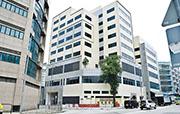 粉嶺樂業路5號全幢新式工廈,本月初以2.7億元售予香港房屋協會,據悉擬作區域辦事處之用。(代理提供)