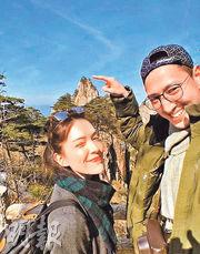 許瑋甯(左)與劉又年(右)被指因長期分隔兩地,沒時間磨合,和平下決定離婚。(資料圖片)