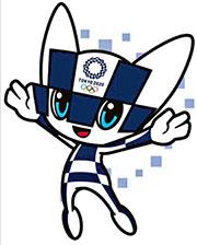 東京奧運吉祥物Miraitowa(奧運官網)