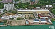 位於屯門樂安排前海水化淡廠、規劃作「綜合發展區(CDA)」用途的官地閒置26年仍未發展。規劃署最新完成檢視CDA的文件表示,該處為「熟地」,且面積大,相信可帶來一定的住宅供應。(曾憲宗攝)