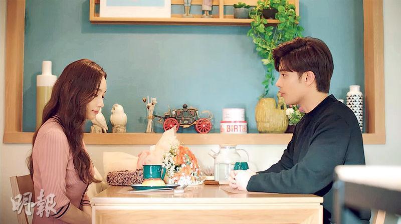 《婚詞離曲2》講述成勛(右)得知「小三」李敏英(左)懷孕後,打算與妻子離婚。