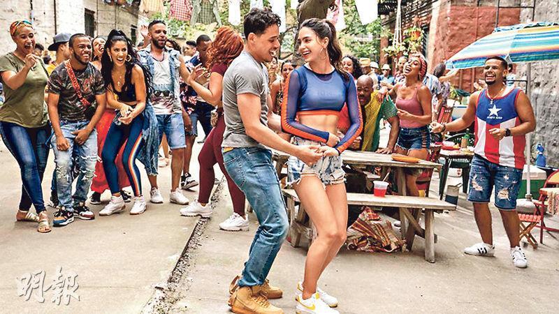 歌舞片《狂舞紐約》開畫稱冠,但美媒指成績遜預期。