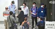 在本港熔斷機制下,曾赴英國、印尼及菲律賓等高風險地區的人不准登機來港,據了解,港府計劃容許在香港及英國接種疫苗的港人回港。(劉焌陶攝)
