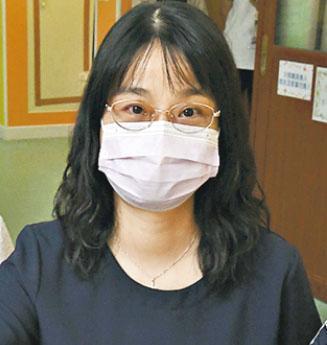香港路德會社會服務處服務總監劉思凡
