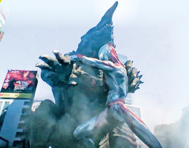 時事中文:超人迪加內地下架
