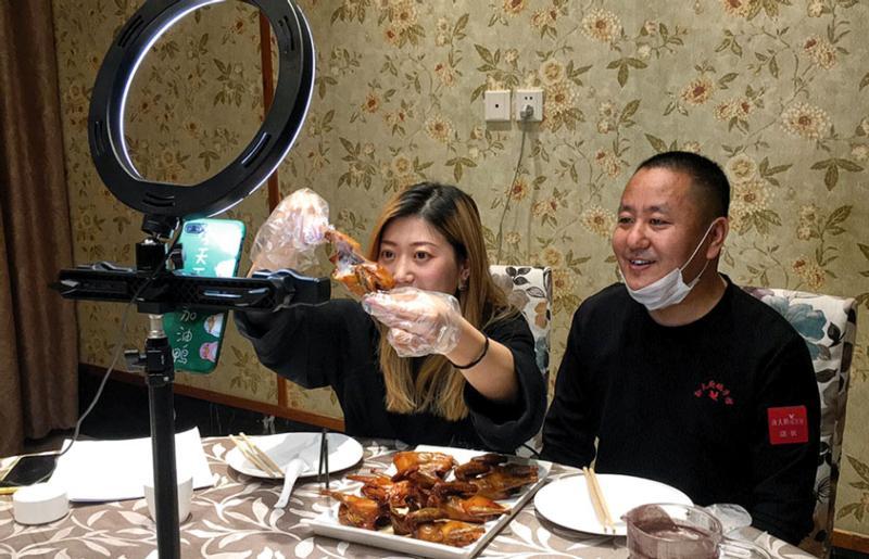 大胃王吃播視頻掀爭議中國當局警告不容浪費食物- 亞洲週刊